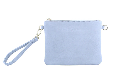 Moana Rd Bag Viaduct Clutch Grey