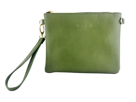 Moana Rd Bag Viaduct Clutch Olive