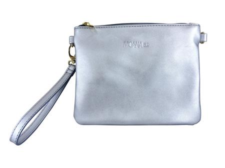 Moana Rd Bag Viaduct Clutch Silver