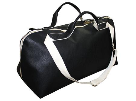Moana Rd Bag Whangamata Overnighter Black