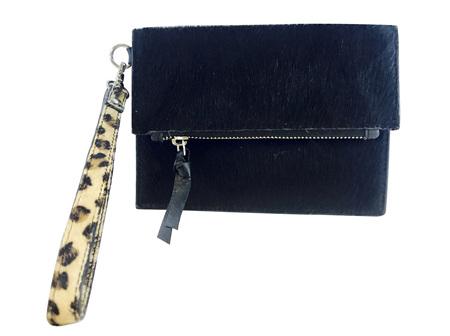 Moana Rd Bag Windsor Clutch - Black