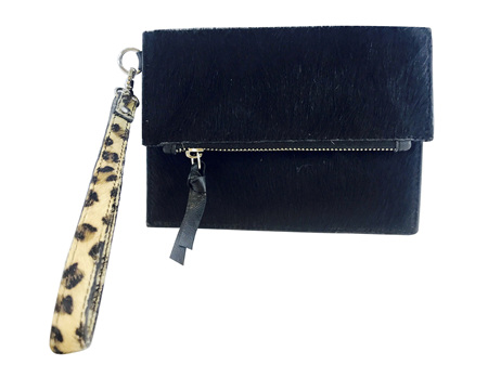Moana Rd Bag Windsor Clutch - Black
