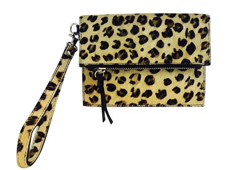 Moana Rd Bag Windsor Clutch - Leopard