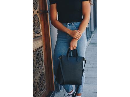 Moana Rd Bag Woburn Tote Black