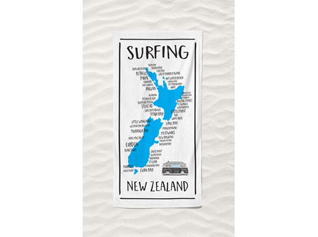 Moana Rd Beach Towel Nz Surf Locations