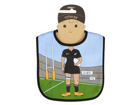 Moana Rd Bib Rugby Girl