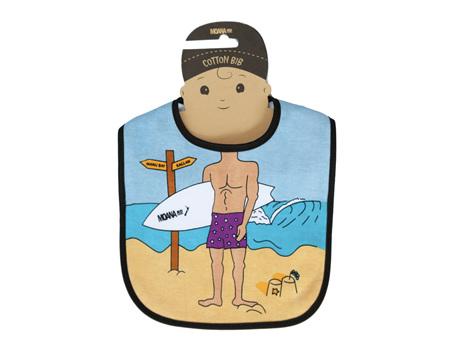 Moana Rd Bib Surfer