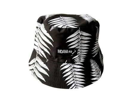 Moana Rd Bucket Hat Adult Fern