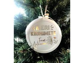 Moana Rd Christmas Light Meri Kirihimete