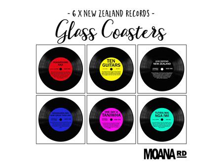Moana Rd Coasters Kiwi Record