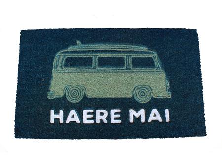 Moana Rd Doormats Haere mai Combi