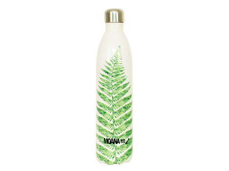 Moana Rd Drink Bottle Fern 1 Litre