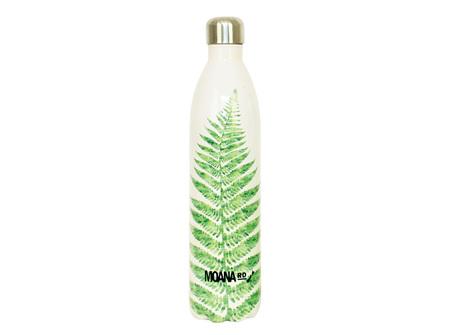 Moana Rd Drink Bottle Fern 1ltr