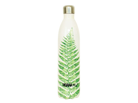Moana Rd Drink Bottle Fern 1ltr