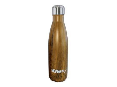 Moana Rd Drink Bottle Wood 500ml