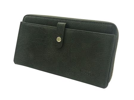 Moana Rd Fitzroy Ladies Wallet Green