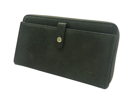 Moana Rd Fitzroy Ladies Wallet Green