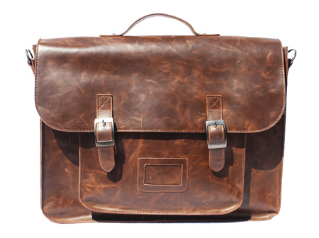 Moana Rd High School Bag Antique Brown