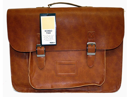 Moana Rd High School Bag Nomad Tan