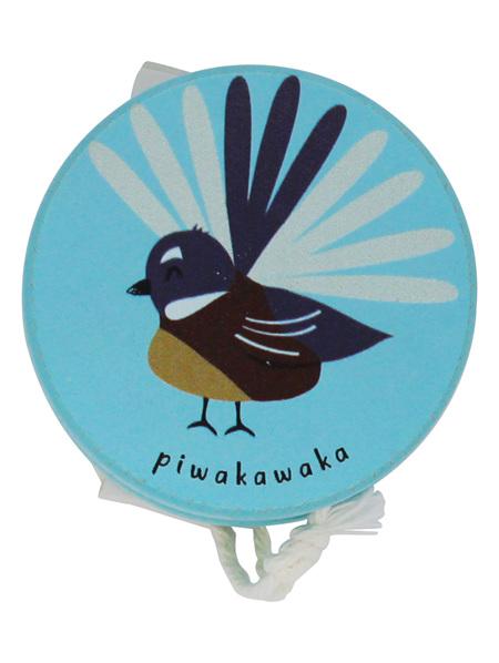 Moana Rd Kids Yo-yos The Piwakawaka