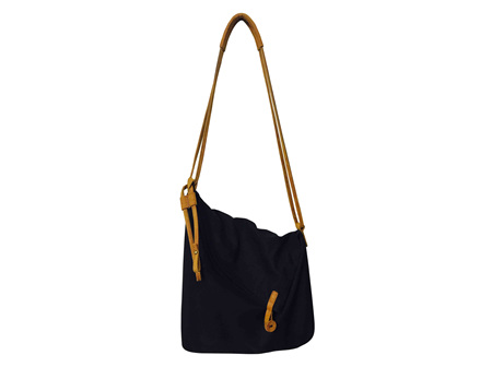 Moana Rd Kingsland Satchel Black