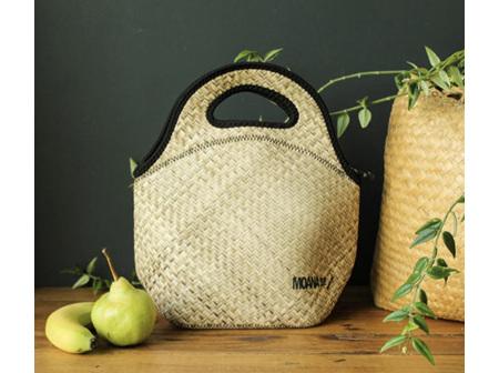 Moana Rd Lunch Bag Flax