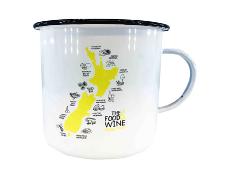 Moana Rd Mug Large Food & Wine