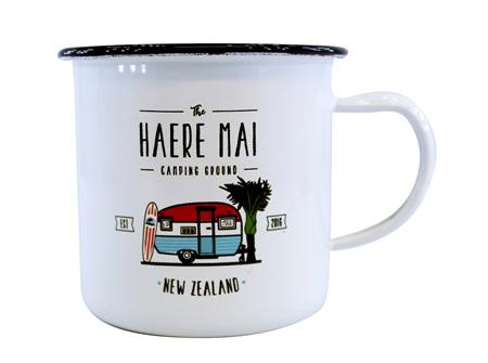 Moana Rd Mug Large Haere Mai