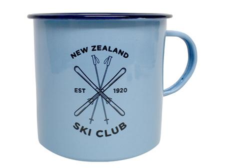 Moana Rd Mug Large NZ Ski Club