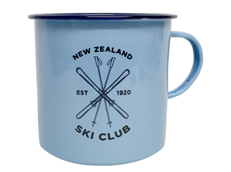 Moana Rd Mug Large NZ Ski Club