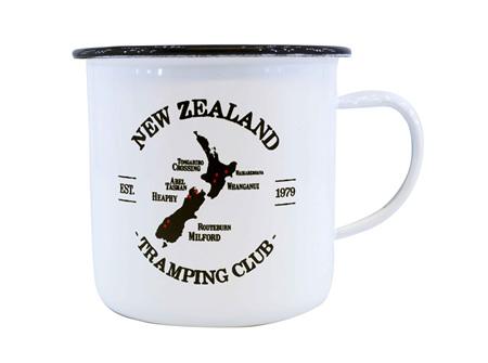 Moana Rd Mug Large Tramping