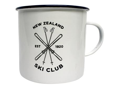 Moana Rd Mug Small NZ Ski Club