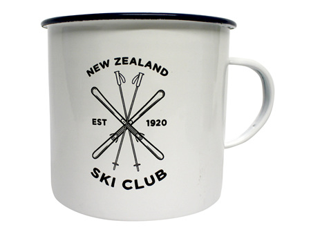 Moana Rd Mug Small NZ Ski Club