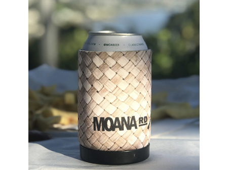 Moana Rd Neoprene Can Holder Flax
