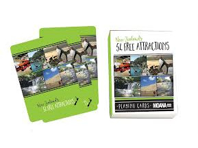 Moana Rd Playing Cards 54 Attractions