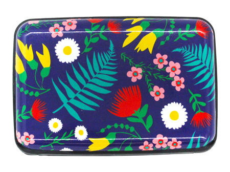 Moana Rd Power Bank & Wallet NZ Flora