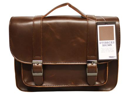 Moana Rd Primary School Bag Stubbies Brown
