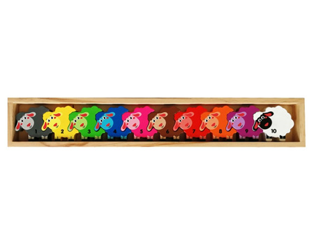 Moana Rd Puzzle Wooden Sheep