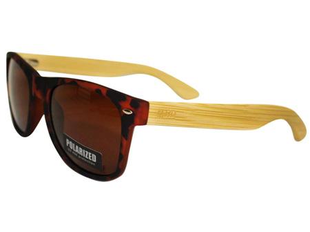 Moana Rd Sunglasses 50/50 Tortoise Frames, Plain Arms