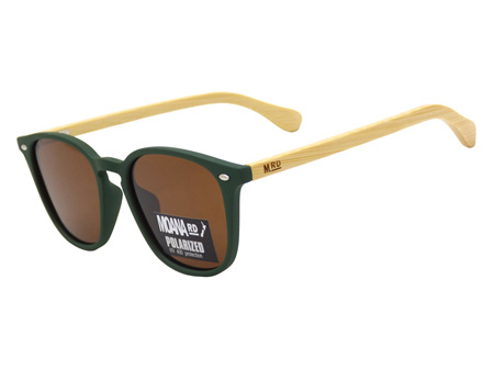 Moana Rd Sunglasses Debbie Reynolds Green