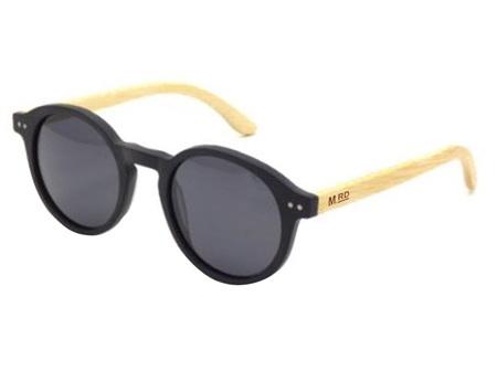 Moana Rd Sunglasses Doris Day Black