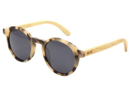 Moana Rd Sunglasses Doris Day Light Tortoiseshell