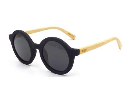 Moana Rd Sunglasses Ginger Rogers Black
