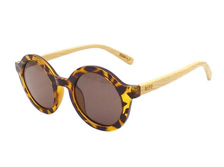 Moana Rd Sunglasses Ginger Rogers Tortoiseshell