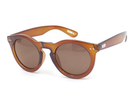 Moana Rd Sunglasses Grace Kelly Brown