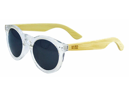 Moana Rd Sunglasses Grace Kelly Clear