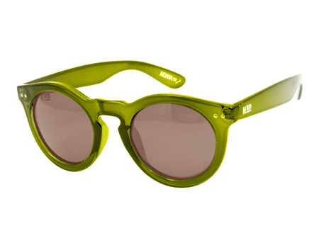 Moana Rd Sunglasses Grace Kelly Olive Green