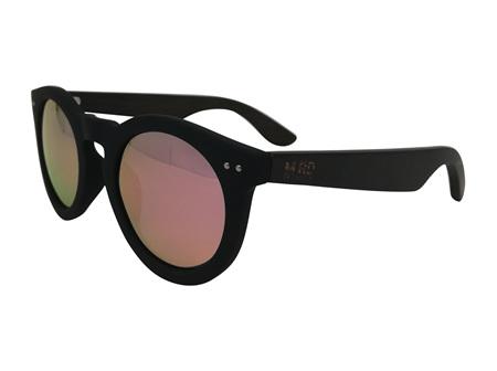 Moana Rd Sunglasses Grace Kelly Pink Reflective Lens