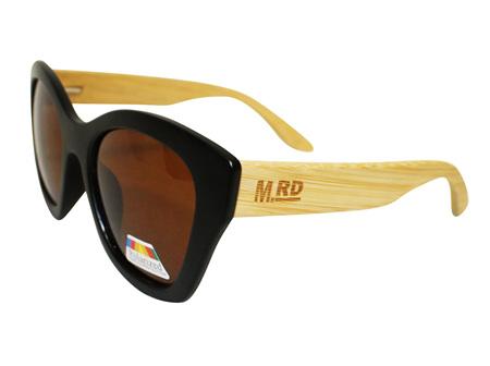 Moana Rd Sunglasses Hepburn Black