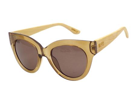 Moana Rd Sunglasses Ingrid Bergman Brown